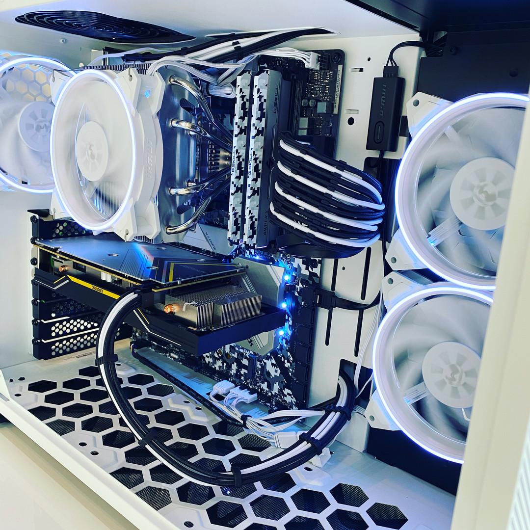 パソコン製作事例