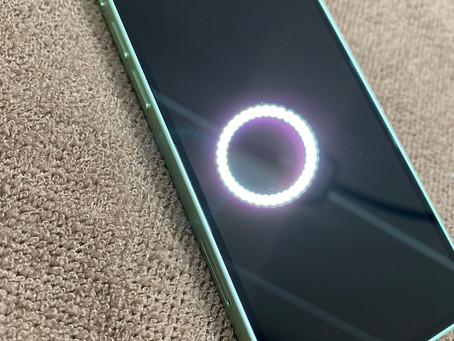 《iPhone12mini ガラスコーティング 高岡》iPhone12miniにガラスコーティング♪