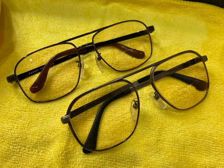 メガネにガラスコーティング♪《ガラスコーティング 富山》