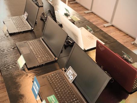 《富山 中古パソコン》VIT-SHOP中古パソコンのラインナップがバラエティー豊富になりました☆