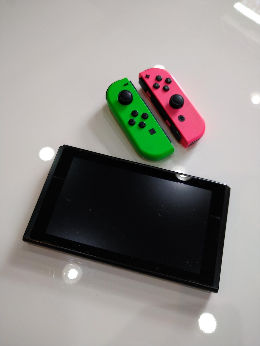 任天堂Switchのゲームカセットが読み込まなくなった時は富山のVIT-SHOPへ‼
