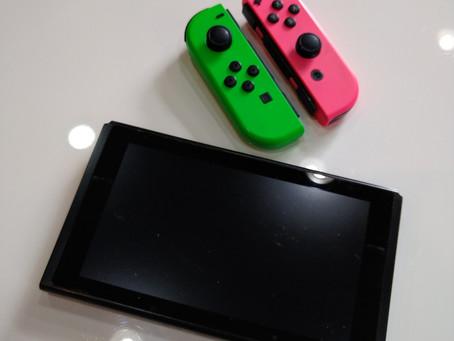 《任天堂Switch修理 富山》任天堂Switchのゲームカセットが読み込まなくなった時は富山のVIT-SHOPへ‼