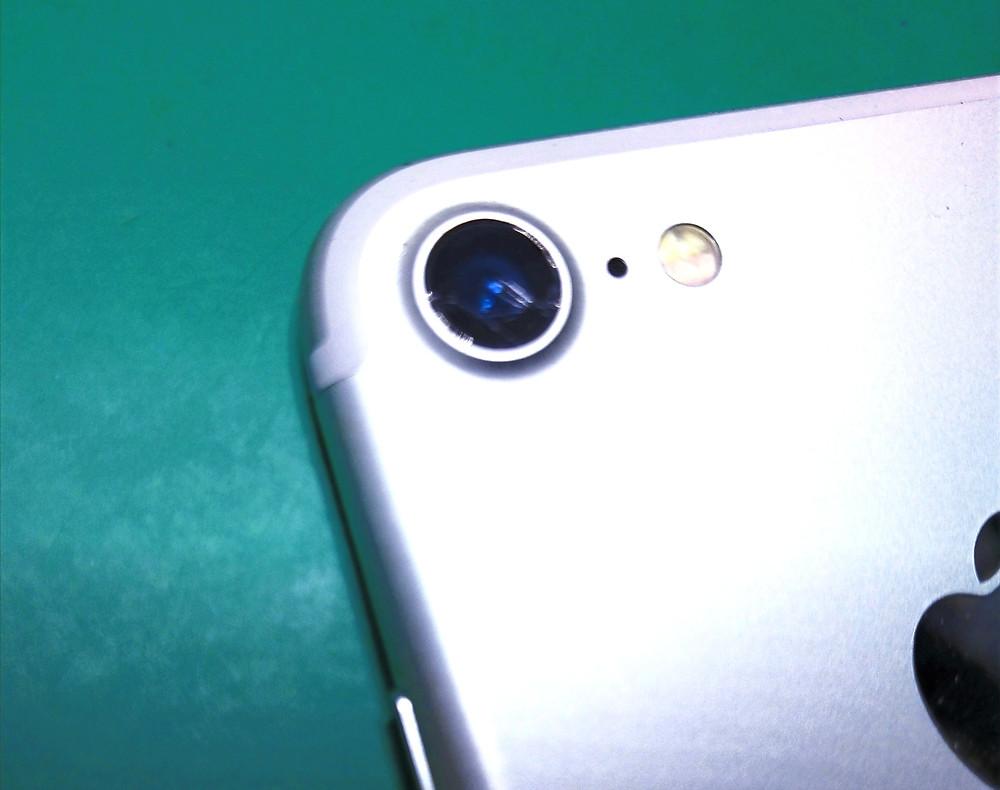 iPhoneリアカメラ・インカメラ修理‼《iPhone 修理 富山》