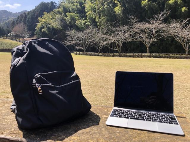 ノートパソコンを持ち運ぶ際の注意事項