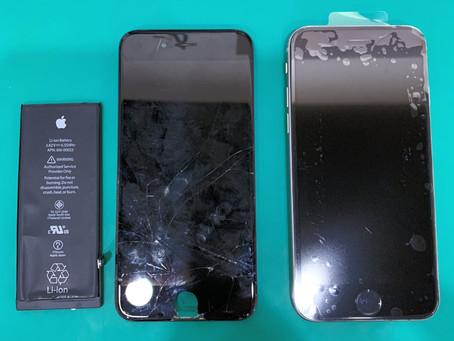 iPhone修理の保証期間について