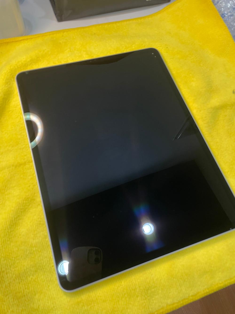 《iPadPro ガラスコーティング 富山》iPadProにガラスコーティング♪