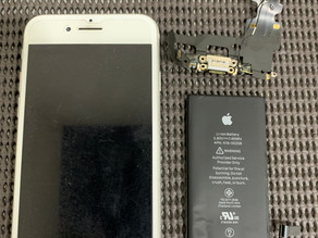 《iPhone修理 富山》修理事例|iPhone7ライトニングコネクタ交換は富山のVIT-SHOPで!