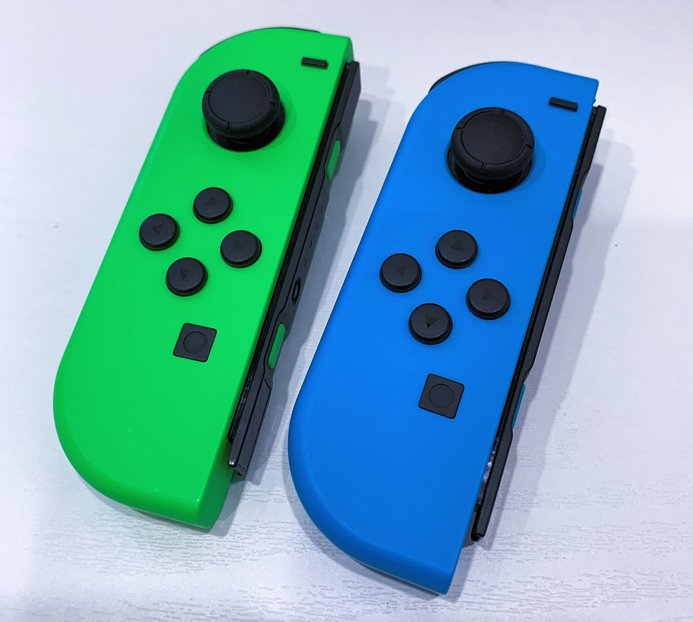 任天堂switchのジョイコンスティックは壊れやすい!壊れたら富山のVIT-SHOPへ!