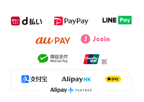 お支払い方法(QR)