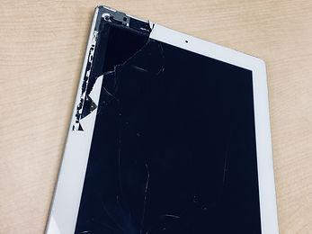 iPadガラス割れ修理。富山県iPad修理専門店。