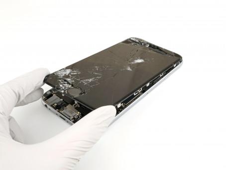 《iPhone 修理 富山》iPhoneフロントパネル「AとBの品質の違い」