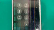 《富山 iPhone 画面 修理 》修理事例 iPhone7液晶不良で使えない!富山のVIT-SHOPで修理しましょう!