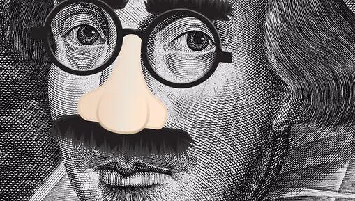 william, shakespeare, portrait, face, likeness, engraving, martin, droeshout, folio