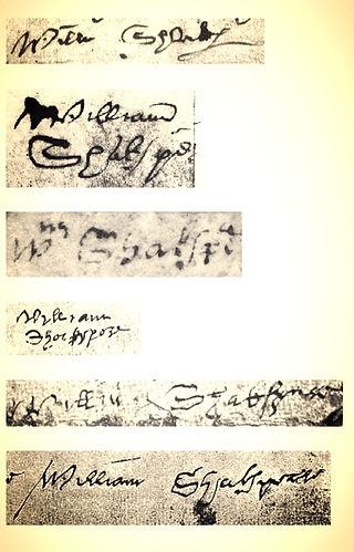 shakespeare, will, signature, signatures, william, playwright, author, writer