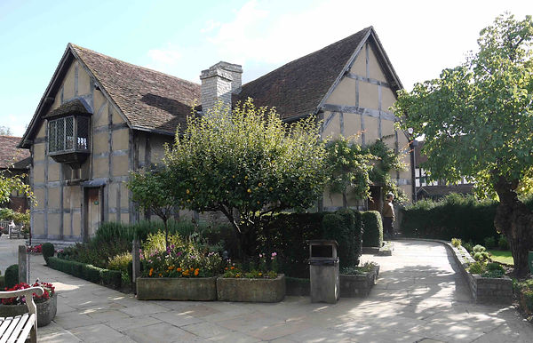 shakespeare, birthplace, stratford, upon, avon, william, playwright, writer, garden, arden