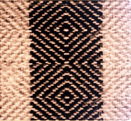 weaving, crafts, fabric, traditional, pattern, romania, chevrons, decoration