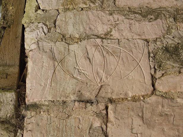 medieval, graffiti, knights, templar, hospitaller, toller, fratrum, holy, grail, cathars