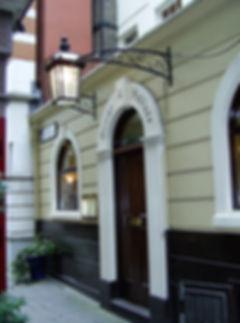 george and vulture inn london