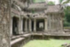 ta prohm ankgor thom cambodia