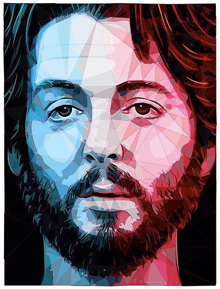 blue red mccartney