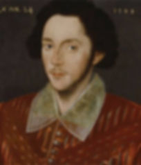 grafton, shakespeare, portrait, william, writer, painting