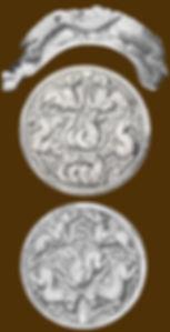 sark, hoard, treasure, lost, channel, islands, roman, phalera, phalarae, silver, thracian, scythian, archaeology