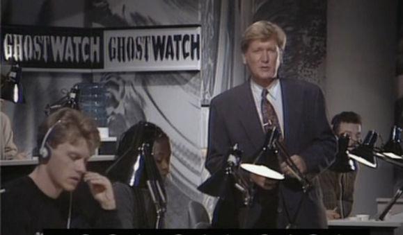 ghostwatch, mike, smith, bbc, drama, halloween