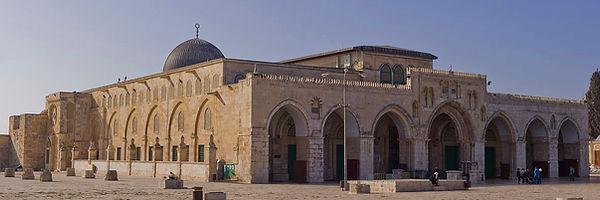 Al-Aqsa, mosque, jerusalem, knights, templar