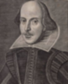 shakespeare, first, folio, drousehout, martin, william, portrait, comedy, history, tragedy
