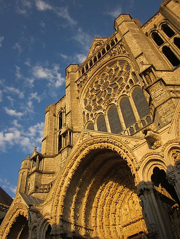 chartres, cathedral, knights, templar