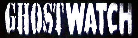 ghostwatch, logo, bbc, stephen, volk, drama, ghost, halloween, mockumentary