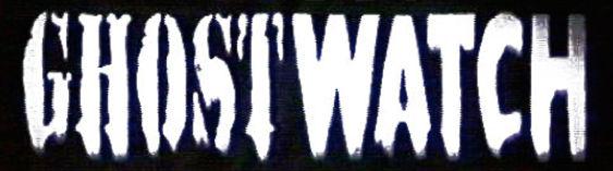 ghostwatch, logo, bbc, halloween