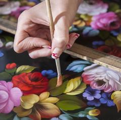Конкурс профессионального мастерства  среди мастеров народных художественных промыслов