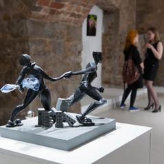 Выставка Никиты Григорьева и Натальи Градовой «ДИЛЕММА»