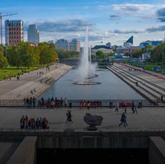 Выставка «Исторический сквер: от замыслов к воплощению»