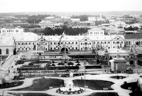 Сибирско-Уральская научно-промышленная выставка, 1887 года