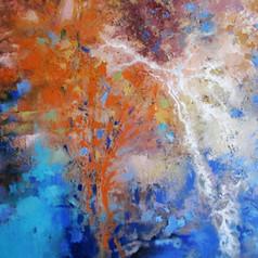Выставка Александра Нама «Фуэте. Живопись и графика»