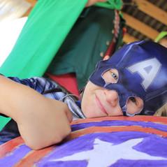 Городской лагерь «Школа супергероев»