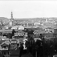 Выставка исторических фотографий «Город, которого нет»