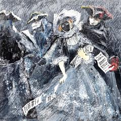Выставка «Музыка линий и цвета» памяти Бориса Вишева и Игоря Игнатьева