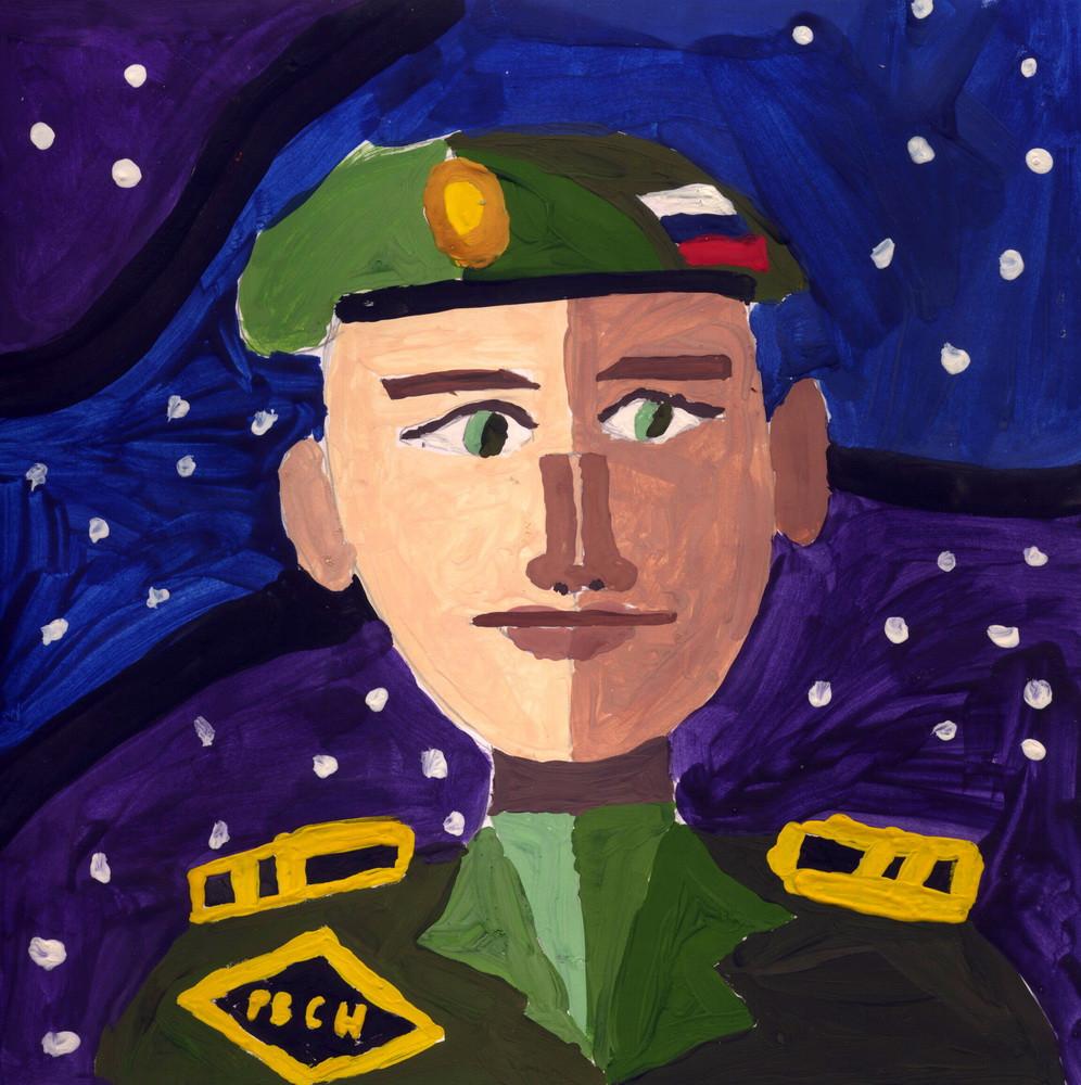 Воздушно-космические войска, Шведова Алена