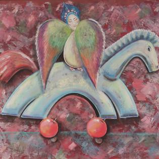 Выставка Натальи Гущиной «В моей голове»