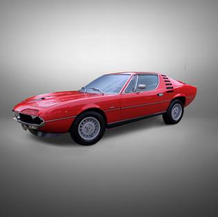 Выставка «Дизайн автомобилей: модели купе от Нуччо Бертоне. 100 лет итальянского стиля»