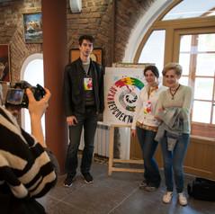 Выставка открытого Всероссийского фестиваля художественного творчества студентов «Архиперспектива»