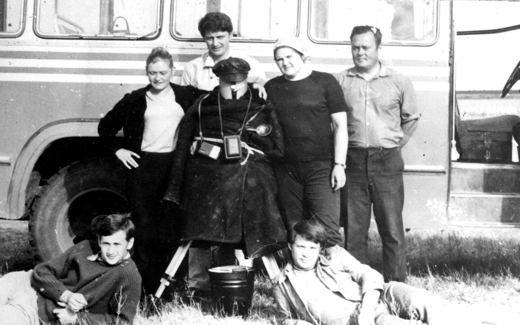Научная экспедиция САИ «Вятка-75» Обследовано 30 памятников культового зодчества Кировской области