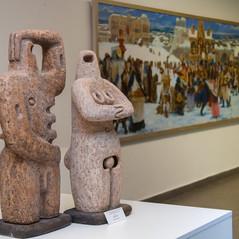 Выставка «Мир искусств»