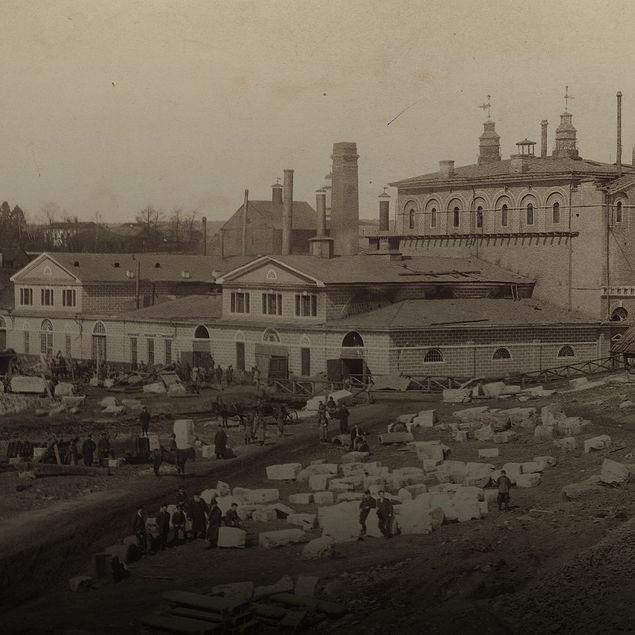 Выставка «Билимбай: архитектурное наследие города-завода»