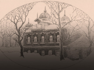 Выставка графических работ Геннадия Власова «СВЕРДЛОВСК 1980-х»