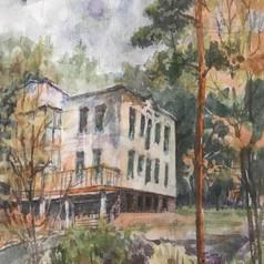 Выставка творческих работ Василия Ивановича Жердева