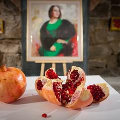 Выставка Мирзы Мамедова «Уральский художник из Азербайджана»